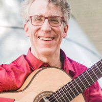 Classical Guitar Masterclass with Eliot Frisk