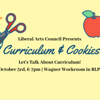 LAC Presents: Curriculum and Cookies