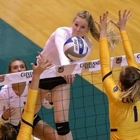 Cleveland State Volleyball vs Wright State
