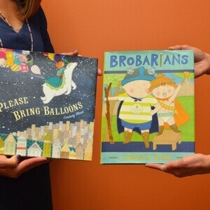 Making the Cut: Celebrating Children's Picture Books with Lindsay Ward