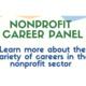 Nonprofit Career Panel