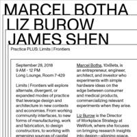 Marcel Botha, Liz Burow, James Shen | Practice +