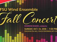 FSU Wind Ensemble Concert