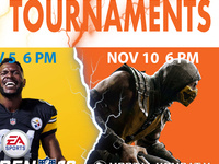 Mortal Kombat X Game Room Tournament