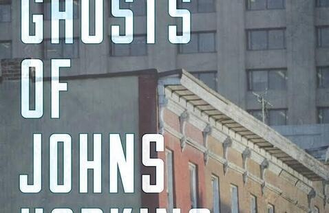 Writers LIVE: Antero Pietila, The Ghosts of Johns Hopkins