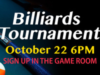 Billiards Tournament