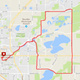 Lunch Ride: East Campus to 75th Out and Back