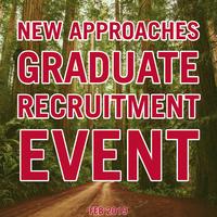 New Approaches Graduate Recruitment Event