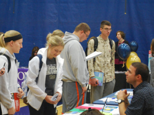 Pitt-Greensburg: 15th Annual Graduate & Professional School Fair