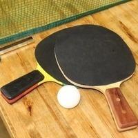 Ping Pong Paddle Workshop