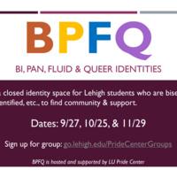 BPFQ | Pride Center