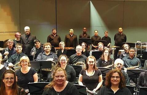 Gwinnett Symphony Wind Orchestra Fall Concert