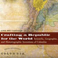 "Faculty Book Talk: Lina del Castillo, ""Crafting a Republic for the World"""