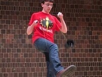Strong Jugglers: Diabolo Workshop