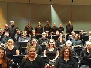 Gwinnett Symphony Wind Orchestra Winter Concert