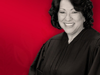 """A Fireside Chat with Justice Sonia Sotomayor"" Associate Justice of the Supreme Court of the United States"