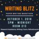 Writing Blitz