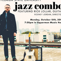 ** CANCELLED ** Student Jazz Combo (UMA) - Ticketed ** CANCELLED **