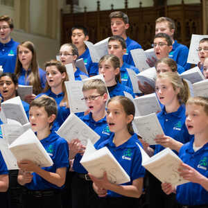Greater Richmond Children's Choir and Lynchburg Cantate Choir Concert