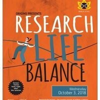 Research -Life Balance