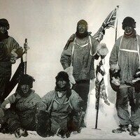 #ArtoberVA...Antarctica's Fatal Terra Nova Expedition in Photographs