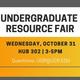 Fall Resource Fair