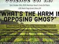 "Science on Tap: ""What's the harm in opposing GMO's"""