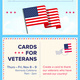 Cards for Veterans - Thank You for Your Service