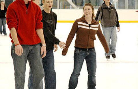 Open Skating (Cruisin' the Campus)