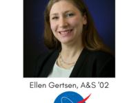 Career Conversation - Ellen Gertsen '02, Executive Officer for NASA's Science Mission Directorate