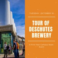 Tour of Deschutes Brewery
