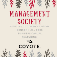 Management Society Meeting