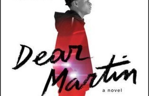 Teen Book Discussion: Dear Martin by Nic Stone