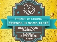 Fundraiser: Craft Beers and Good Eats Benefit Patient Care at Strong