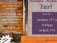 Asian Studies Fair