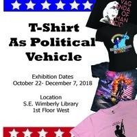 T-shirt as Political Vehicle