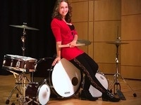 Cheyenne Jeffries, percussion - Junior Recital