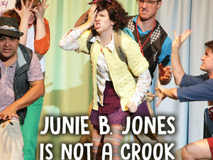 Aurora Children's Playhouse presents:  Junie B Jones Is Not A Crook