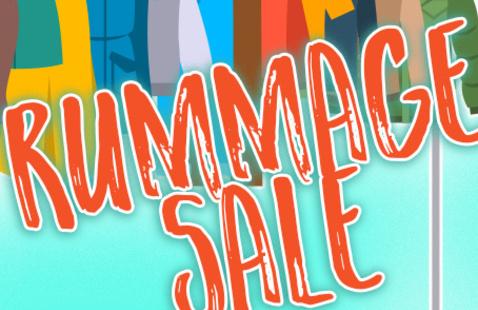Costume Shop Rummage Sale