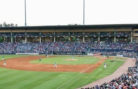 Gwinnett Stripers vs Syracuse Chiefs