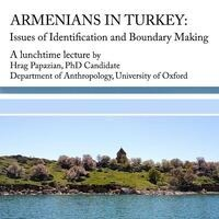 Armenians In Turkey: Issues of Identification and Boundary Making