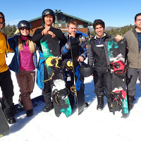 Big Bear Snowboarding Adventure