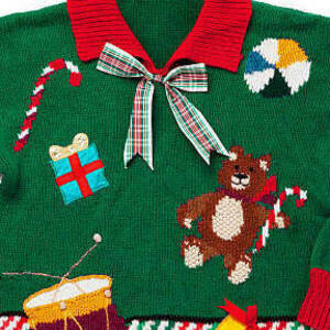 Ugly Holiday Sweater Party - UC Riverside