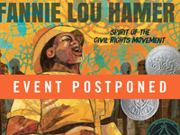 POSTPONED: The Fannie Lou Hamer Story: One-Woman Play
