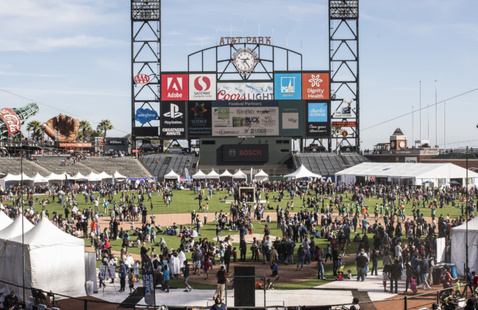 Bay Area Science Festival Discovery Day at AT&T Park