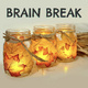 Brain Break for CU Students: DIY Candle Holders
