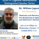 Cognitive Neuroscience Distinguished Speaker Series