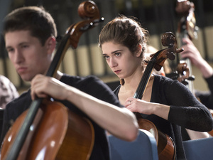Pitt's Symphony Orchestra Plays Mahler, Copland, and Brahms