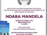 Intimate Roundtable Discussion with Ndaba Mandela