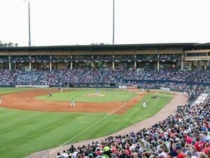 Gwinnett Stripers vs Charlotte Knights